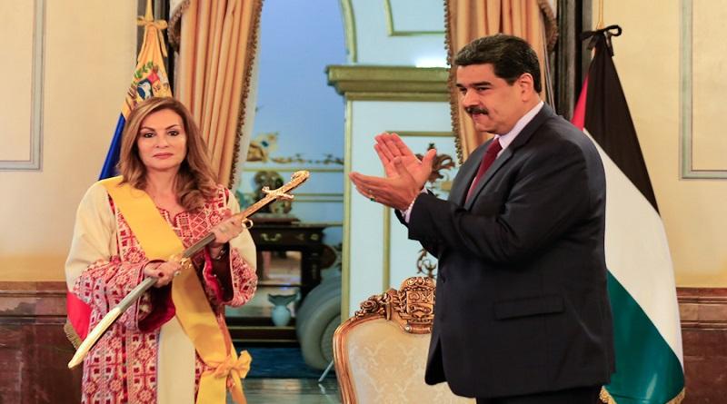 Nicolás Maduro reafirma el apoyo incondicional de Venezuela al pueblo de Palestina