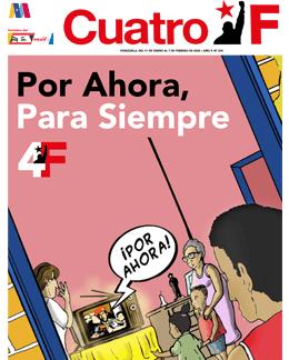 Semanario CUATRO F – nº230, Febrero 2020
