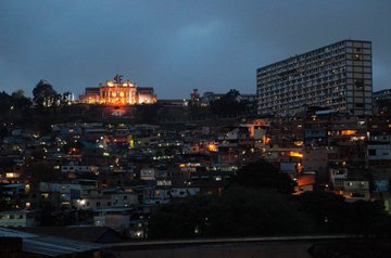 Cosa succede a Caracas?