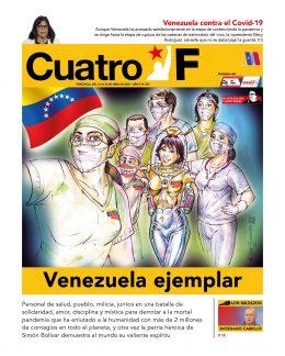 Semanario CUATRO F – nº239, Abril 2020