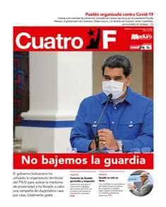 Semanario CUATRO F – nº243, Mayo 2020
