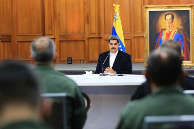 Nicolás Maduro denuncia la agresión yanqui en plena crisis por el coronavirus (+vídeo)