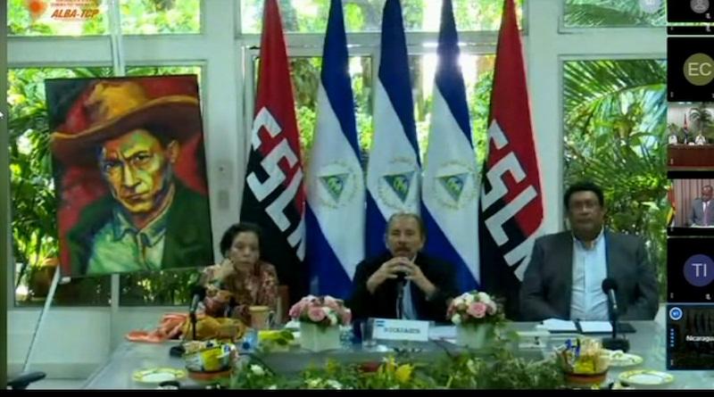 Nicaragua reitera su Solidaridad con Venezuela frente a bloqueo de EE.UU. durante la pandemia del Covid-19