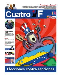 Semanario CUATRO F – nº250, Julio 2020