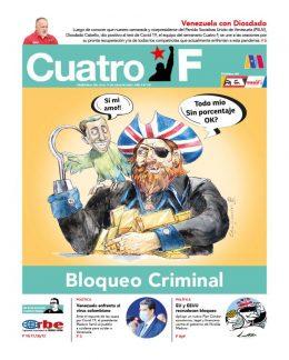 Semanario CUATRO F – nº251, Julio 2020