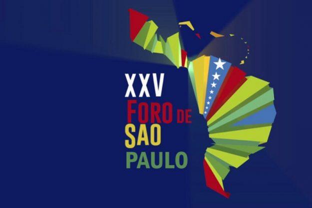 PSUV celebra el 30° aniversario de la fundación del Foro de Sao Paulo