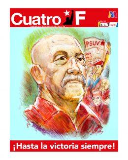 Semanario CUATRO F – nº256, Agosto 2020
