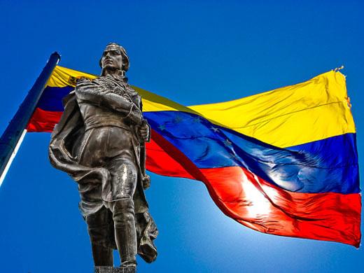 Hace 214 años Francisco de Miranda izó por primera vez la bandera de Venezuela
