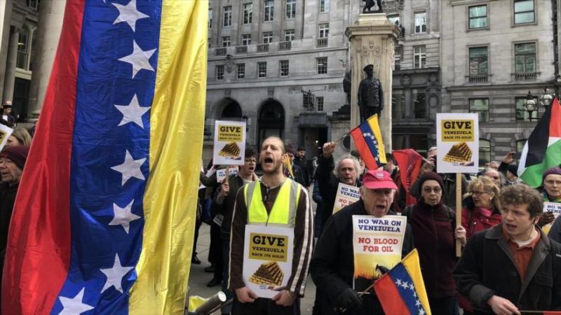 Inglaterra, nueva sentencia por el oro de Venezuela