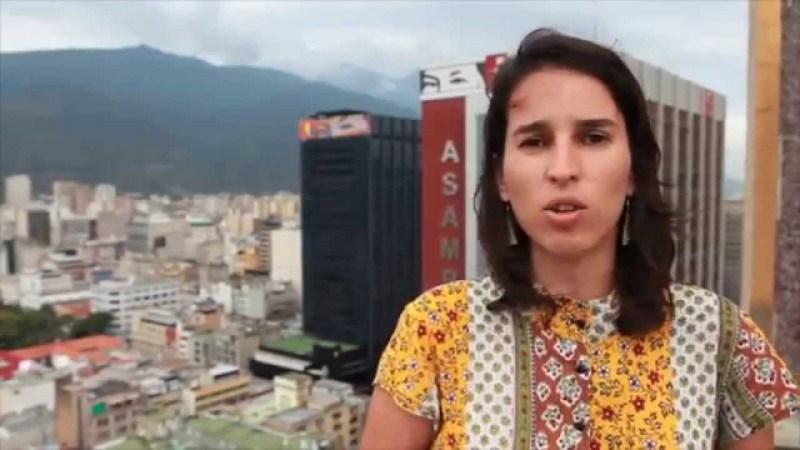 Una poeta contro il bloqueo. Intervista all'intellettuale venezuelana Giordana García Sojo