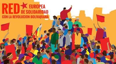 RED Europea de Solidaridad con Venezuela condena firmemente la actitud hostil de la Unión Europea