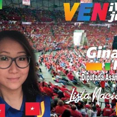 Gina Hung, verso il Parlamento venezuelano con l'appoggio della comunità cinese