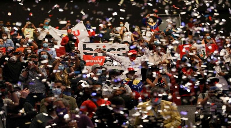 ¡VICTORIA POPULAR! Fuerzas revolucionarias recuperan la Asamblea Nacional