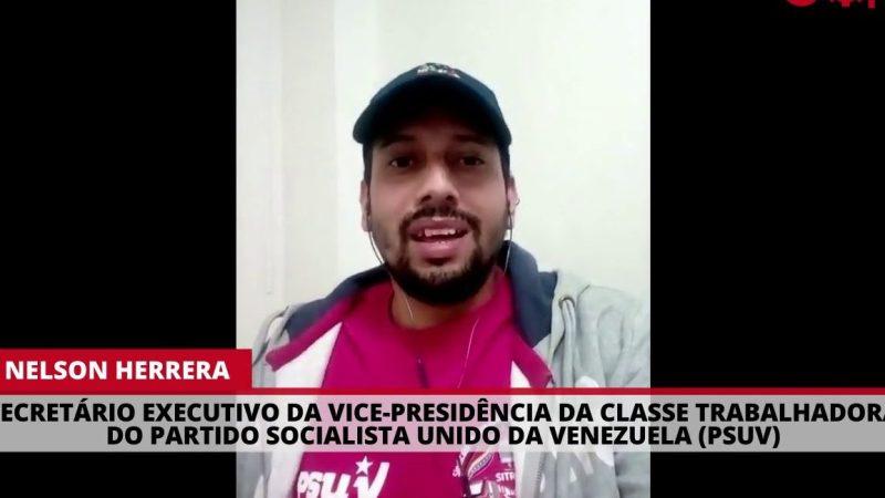 Venezuela. Intervista al Costituente della classe operaia Nelson Herrera