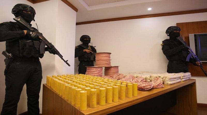 Capturados terroristas que pretendían atentar con explosivos contra Refinería El Palito por órdenes de EE.UU. y Colombia
