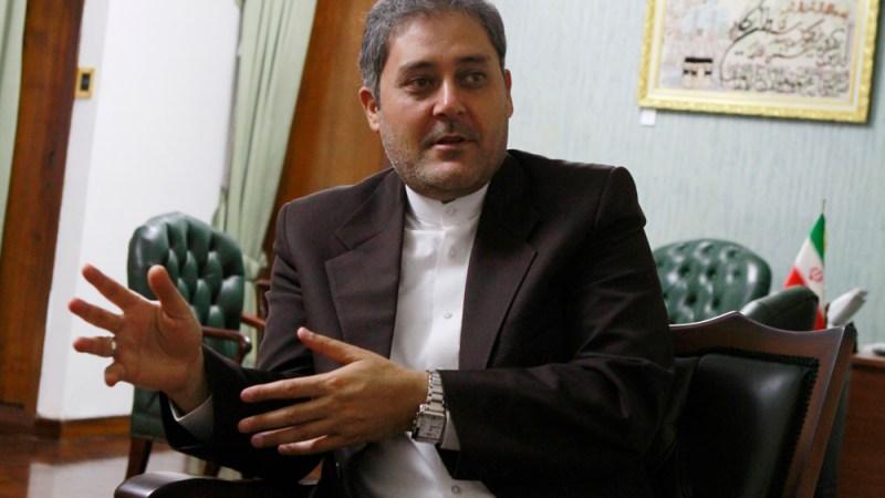 """Entrevista con el embajador de Irán en Venezuela: """"El daño más severo del imperio es la destrucción de la identidad"""""""