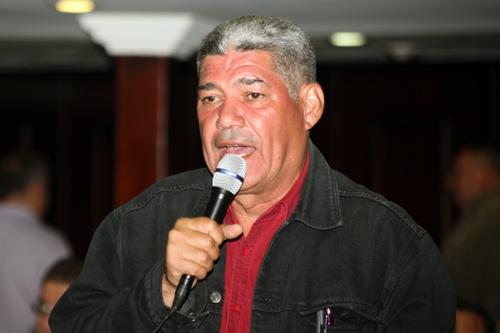 """""""Así enfrentamos los problemas en Venezuela"""". Entrevista exclusiva al dirigente del PSUV Eduardo Piñate /ESP-IT"""