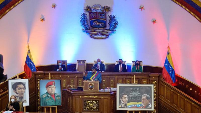 Mensaje Anual del Presidente Nicolás Maduro a la Nación
