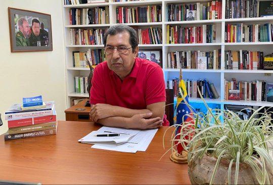 Adán Chávez: «Debemos lograr la unidad para ser invencibles»