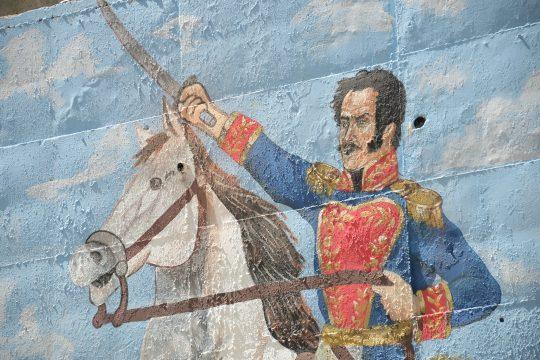 ¡Amor por la Patria! Comunas participan en Concurso de Muralismo Bicentenario de la Batalla de Carabobo