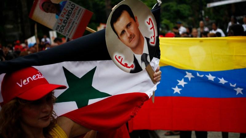 Nicolás Maduro felicita al pueblo de Siria tras las elecciones del 26 de mayo