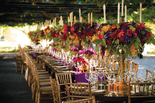 wedding centerpieces for fall