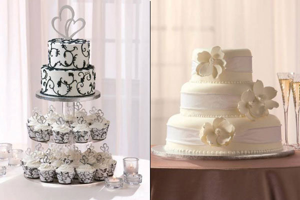 Trend We Love  Supermarket Wedding Cakes   BridalGuide publix wedding cakes