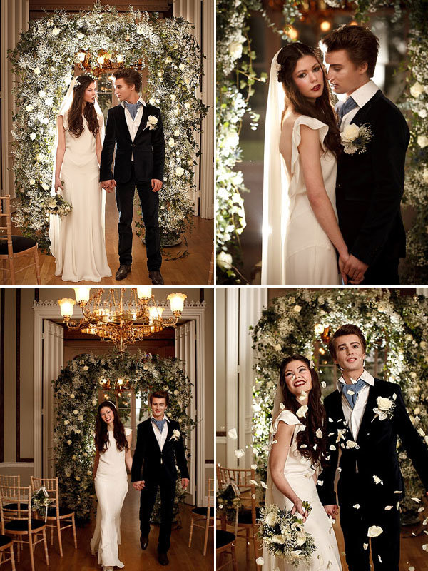The Breaking Dawn Wedding Reimagined BridalGuide