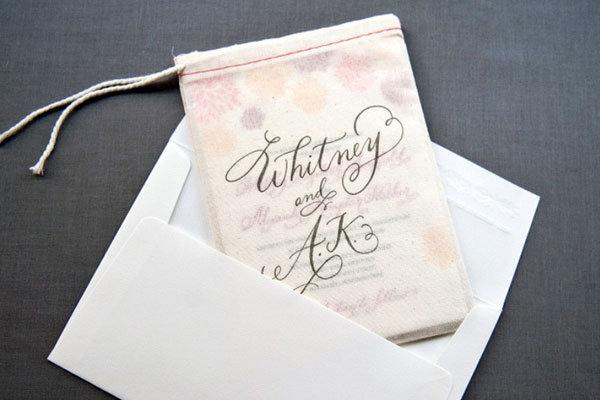Wedding Blog Invitations