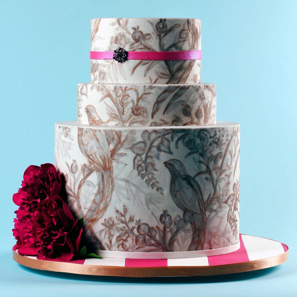 Average Cost Wedding Cake 20 Photos Of The Quot Average Wedding Cake Prices Quot Typical Cake Costs Let Them Eat Cake Pin Average Cost Of A Wedding Cake Cake On Pinterest And
