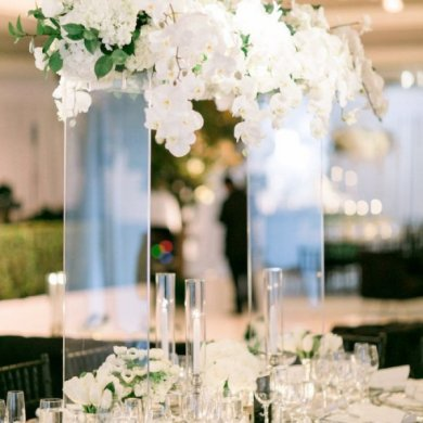 Wedding Planning   Wedding D    cor and Flowers 20 Stunning Centerpieces from Real Weddings