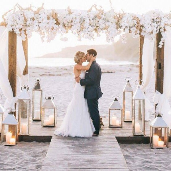 50 of our favorite wedding ideas spotted in 2017