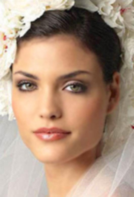 Bride Fashion Model 03