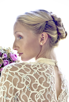 Bride Fashion Model 14