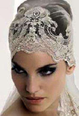 Bride Fashion Model 17
