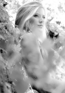 Bride Fashion Model (Black & White) 18