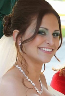 Bridal Makeup by Aradia - Real Bride 08 - Bride Salena