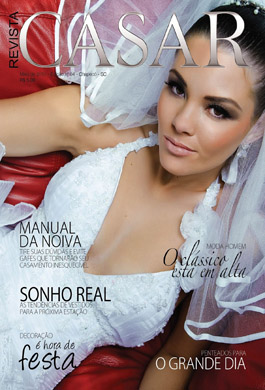 Bridal Magazine Cover 09