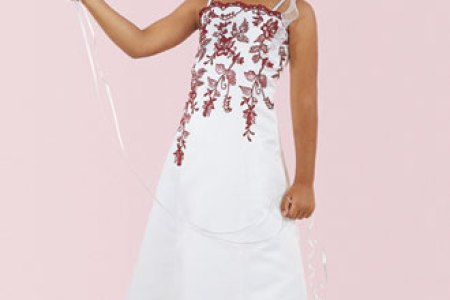 9ec922b01068 red and white flower girl dresses - These flowers are very beautiful, here  we provide a collections of various pictures and photos of beautiful flowers,  ...