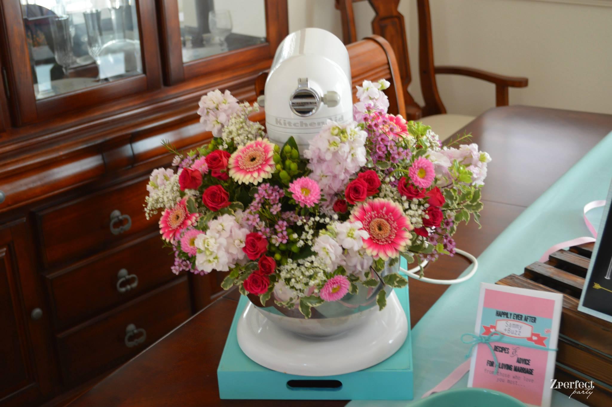 Kitchen Themed Bridal Shower Invitations