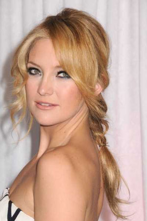 bride braids hot 2010 wedding hair trend
