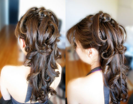 bride wedding hair styles to up do or not to up do