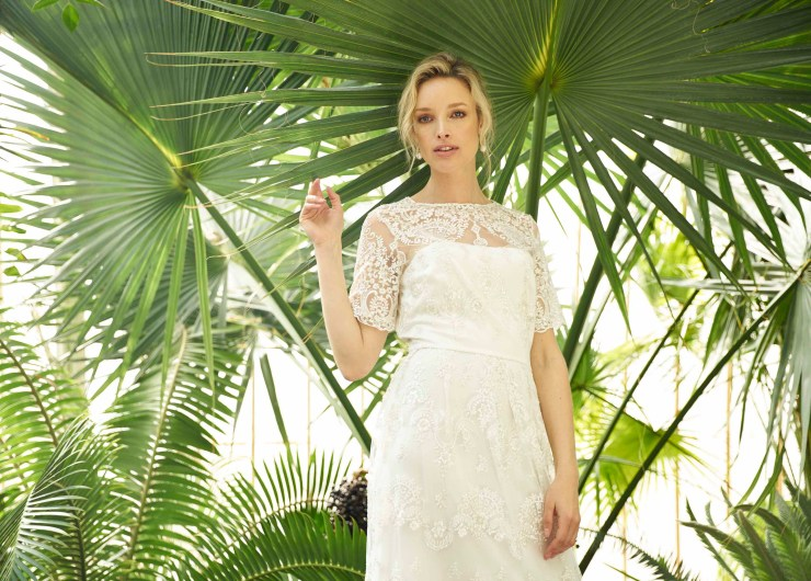 We Love: Boho Dress Designer Francis Bridal | British wedding blog - Bride and Tonic