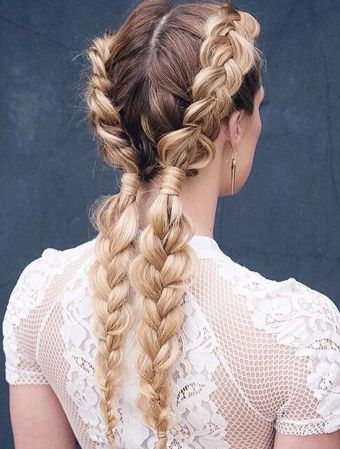Our Top Ten Hair Braids | British wedding blog - Bride and Tonic