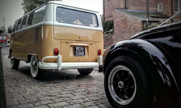 We Love: Vintage and Fun VW Transport from Canny Campers | British wedding blog - Bride and Tonic