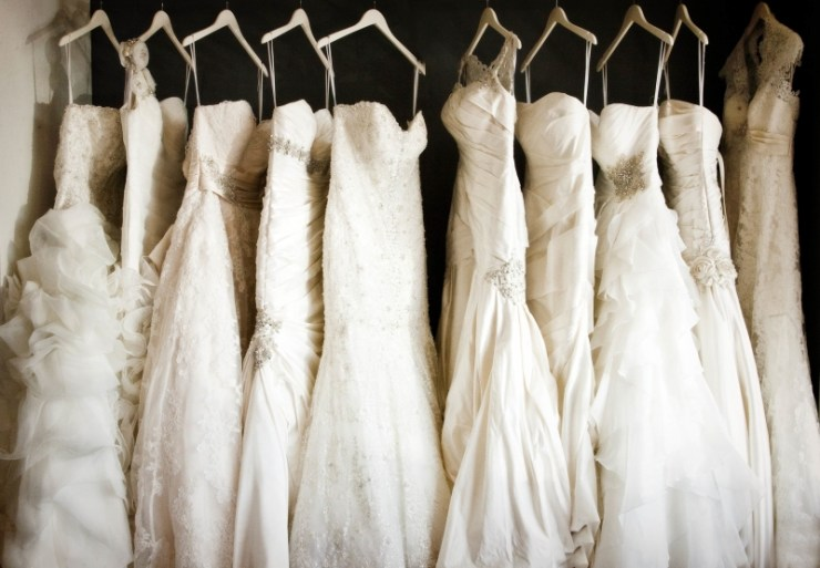 Elle's Wedding Blog Part 3: The Dress   British wedding blog - Bride and Tonic