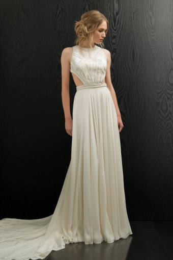 We Love: Amanda Wakeley Bridal Collection | British wedding blog - Bride and Tonic