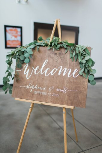 Our Top Ten Rustic Wedding Signs | British wedding blog - Bride and Tonic