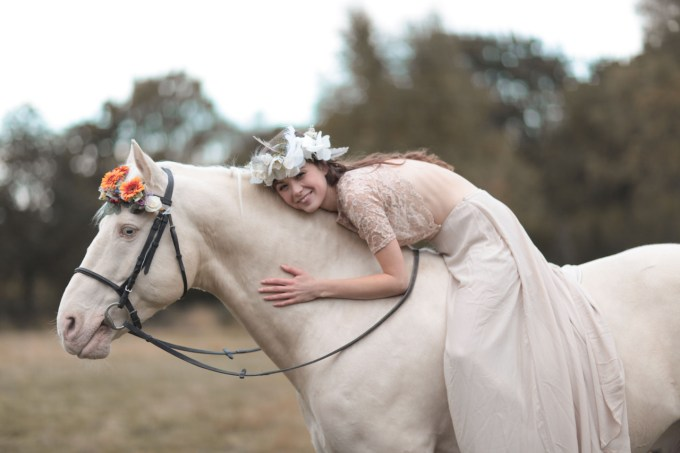 We Love: Dreamy Bridal Hair and Flower Crowns by Wild Rose Hair   British wedding blog - Bride and Tonic