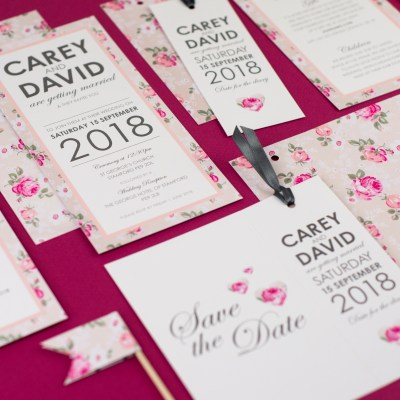 We love: Personalised Bespoke Stationery from White Knot